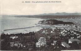 06 - Nice - Vue Générale Prise Du Mont Boron - Mehransichten, Panoramakarten