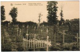 Krombeke, Crombeke, 1919, Fransch Militair Kerkhof, Cimetière Militaire Français (pk27826) - Poperinge