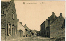 St Jan Ter Biezen, Les Ecoles, The Schools (pk27827) - Poperinge