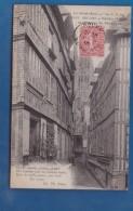 76  ROUEN Vieilles Maisons De L´ Impasse Du Petit -Salut - Rouen
