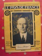 Revue Le Pays De France N° 217. 12 Décembre 1918 Guerre Colonel Américain House Nombreuses Photos - War 1914-18