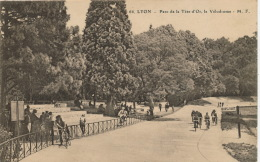 SPORT - CYCLISME - LYON - Parc De La Tête D'Or, Le Vélodrome - Cycling