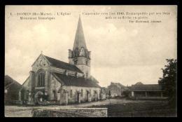 52 - ISOMES - L'EGLISE - Autres Communes