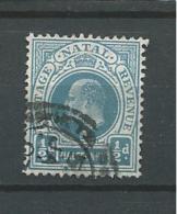 PER133 -NATAL- PERFIN N. 57 - 1/2 D.- - Christmas Island