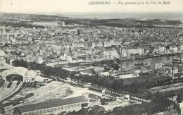 """/ CPA FRANCE 50 """"Cherbourg, Vue Générale """" - Cherbourg"""