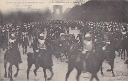 Evènements - Réception King Edward VII Paris  - Militaria - Garde Républicaine - Réceptions