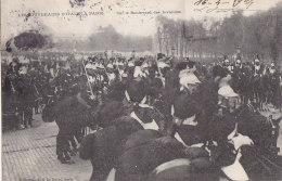 Evènements - Réception Souverains Italie Paris  - Militaria - Garde Républicaine Aux Invalides - Réceptions