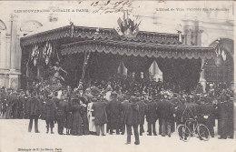 Evènements - Réception Souverains Italie Paris  - Militaria - Hôtel De Ville - Réceptions