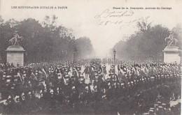 Evènements - Réception Souverains Italie Paris  -  Miitaria Garde Républicaine - Place De La Concorde - Réceptions