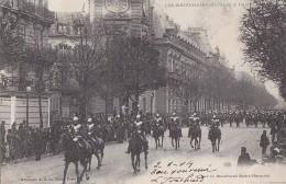 Evènements - Réception Souverains Italie Paris  -  Immeubles Boulevard Saint Germain - Garde-Républicaine - Réceptions