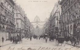 Evènements - Réception King Edward VII Paris  - Précurseur - Immeubles Rue De La Paix - Réceptions