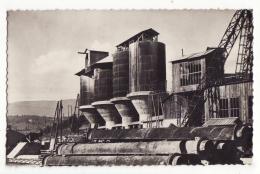 01  GENISSIAT   Barrage, Silos à Ciment - Génissiat