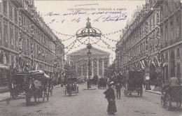 Evènements - Réception Souverains Italie Paris  - Immeubles Rue Royale - Réceptions