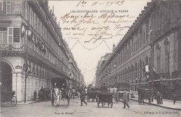 Evènements - Réception Souverains Italie Paris  - Rue De Rivoli - Immeuble Propriété Cie Assurances Sur La Vie La France - Réceptions