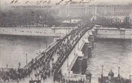 Evènements - Réception Souverains Italie Paris  - Pont De La Concorde - Réceptions