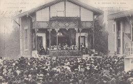 Evènements - Réception King Edward VII Paris  - Précurseur - Longchamp - Hippodrome Courses Tribune - Réceptions