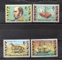 FALKLAND  Timbres Neufs** De 1982    ( Ref 2753 )  Darwin - Falkland