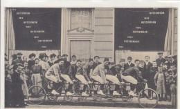 CYCLISME VELO /  FRERES JACOWLEW CHAMPIONS DU  MONDE SUR PNEUS HUTCHINSON  /////  REF.  AVRIL 16  /  BO . THEMES - Cyclisme