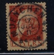 BAYERN.  AÑO 1911.  Mi 83 I (USED) - Bayern
