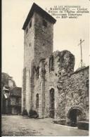 MARCILHAC , Clocher Et Ruines De L' Eglise Abbatiale - Altri Comuni