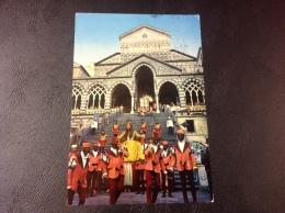 AMALFI Regato Storica Delle Antiche Repubbliche Marinare - Corteo In Costume - Caterina Cornaro Regina Di Cipro - 1973 - Italie