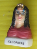Fève -  Banette - Les Mystères De La Galette Pharaons -  Reine Egypte -   Cléopatre - Réf  AFF 2005 131 - Personnages