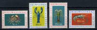 1962 - NETHERLANDS NEW GUINEA - Scott Nr.  B31/B34 - NH - (F28022013...) - Nuova Guinea Olandese