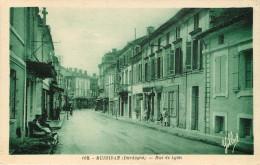 Dép 24 - Mussidan - Rue De Lyon - état - Mussidan