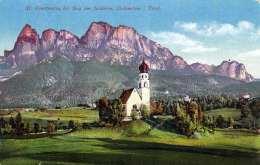 ST.CONSTANTIN Bei Seis Am Schlern Dolomiten (Tirol) - 191? - Bolzano