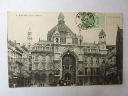 ANVERS - Gare Centrale - Antwerpen