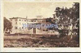 37094 ITALY ANCONA INSTITUTE DI COLLE AMENO TOWERS POSTAL POSTCARD - Italia