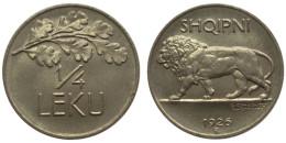 1/4 Leku 1926 (Albania) - Albanie