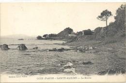 . COTE D'AZUR - SAINTE-MAXIME - LA RESERVE - NON ECRITE - Sainte-Maxime