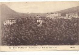 .61. ENV. D'HYERES - SAN-SALVADOUR - MONT DES OISEAUX . CARTE NON ECRITE - Frankreich