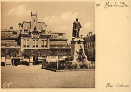 64Mé   55 Bar Le Duc Place Exelmans  (série Pas Courante) - Bar Le Duc