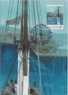 Australia - Australian Antarctic Territory (AAT) Maximum Card Mi 195 - Postal Stationery - Expedition Centenary - 2011 - Maximumkaarten