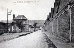 76 St Pierre Lès Elbeuf Rue De La Gare 1935 - France