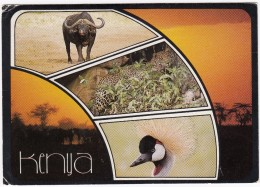 Kenya: Popular Kenya Scenes  -   ( 3 Stamps/timbres) - Kenia