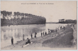 AILLY-SUR-SOMME Et Vue Sur La Somme - Autres Communes