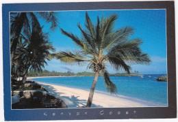 Kenya: Keneyan Coast (+ Stamp/timbre) - Kenia