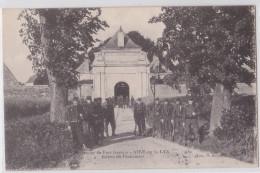AIRE-SUR-LA-LYS - Pénitencier Du Fort Gassion - Entrée - Prison - Aire Sur La Lys