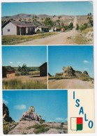 Isalo - Repoblika Malagasy - (+ 2x Kenya  Stamp/timbre) - Madagaskar