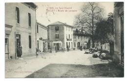 81 - TEILLET - (1395) - Route De Lacaune - CPA - Zonder Classificatie