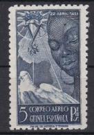 GUINEA 1951 - Sello Nuevo Sin Fijasellos Edifil Nº 305 - MNH - Guinea Española