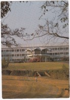 Malawi: Government Building, Capital Hill - Lilongwe - Malawi