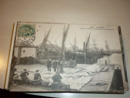 56 - Lorient : Quai De Rohan Et Bassin Du Commerce : Animée - Lorient