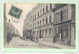 ROMILLY SUR SEINE - Rue De La Boule D´Or - Romilly-sur-Seine