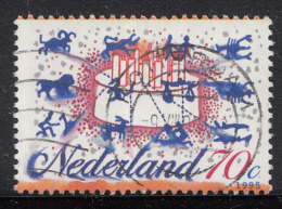 Nederland - Plaatfout 1646 P – Gebruikt/gebraucht/used - Mast 7e Editie 2013 - Plaatfouten En Curiosa