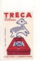 Buvard TRECA PULLMAN - Buvards, Protège-cahiers Illustrés