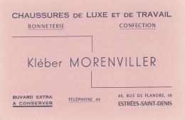 Buvard Chaussures Kléber Morenviller - Estrées St Denis - Shoes